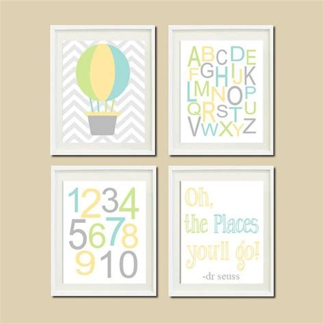 balloon nursery decor air balloon nursery decor oh the places you ll go