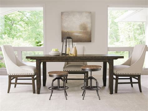 83 universal furniture dining room universal great rooms millhouse table by universal wolf furniture