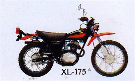 Honda Xl175 by Honda Xl175