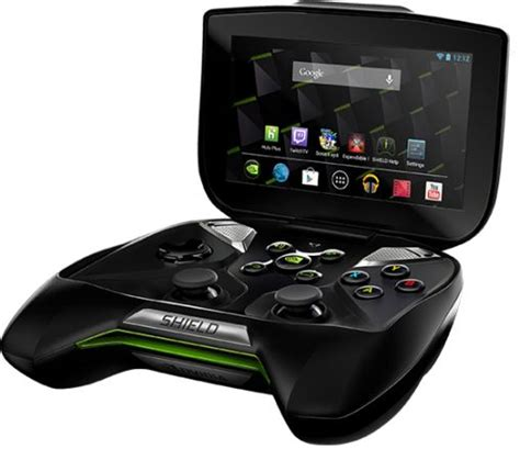 android handheld console nvidia shield handheld android console hits the