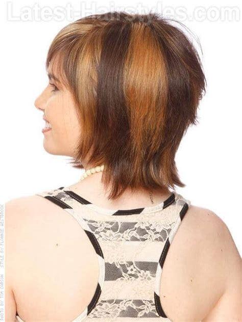 side and back views of shag hairstyle shag haircuts 15 totally shagadelic shag haircuts to try
