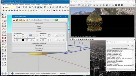 vray sketchup l shade tutorial les bases de l 233 clairage vray pour sketchup 2 2