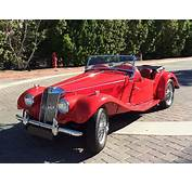 1954 MG TF ROADSTER  181451