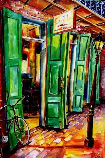 Green Door Song Original Artist by Big Green Doors In The Quarter Sold By Diane