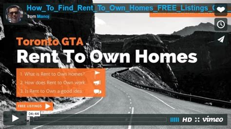 how to find best rent to own homes 100 free listings