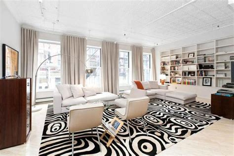 20 modern ideas bringing black color into country style decor 20 black and white living room designs bringing elegant