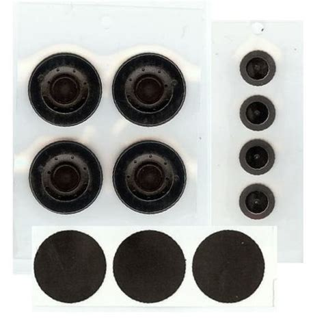 Spare Part Macbook Pro Bottom Foot 1 Set 4pcs 076 1398 macbook pro unibody rubber foot kit 13 15 17
