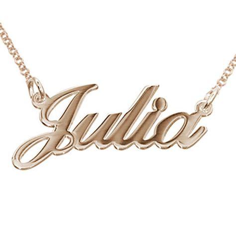 cadena de oro 18k con nombre precio collar cl 225 sico con nombre fuente cl 225 sica chapado en oro