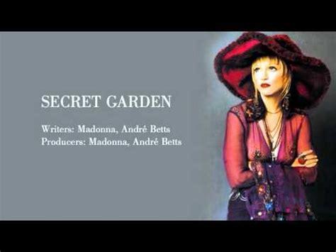 secret karaoke secret garden instrumental
