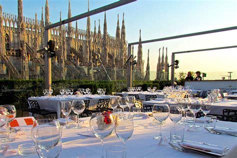 ristorante terrazza rinascente 10 panorami da vedere a 5 terrazza bar rinascente