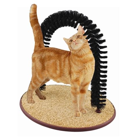 As Seen On Tv Cat Bed by As Seen On Tv Cat Grooming Arch Free Shipping On Orders