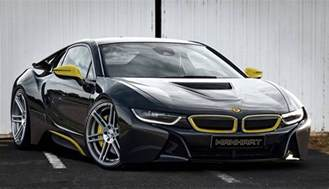 Bmw Hybrid I8 Manhart Racing Gives The In Hybrid Bmw I8 Some