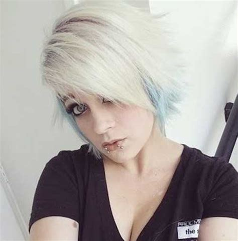 blonde goth hairstyles 10 new punk pixie cuts short hairstyles 2017 2018