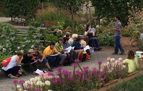 Botanical Gardens Classes Learn Ubc Botanical Garden