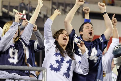 dallas cowboys fan dallas cowboys fans in philadelphia explained