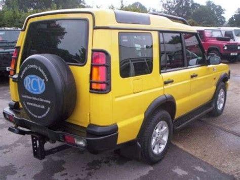 yellow land rover discovery 19 best got mud images on automobile
