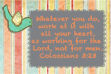 colossians 33 verse by verse bible commentary buggy full of blessings weekly bible verse 2