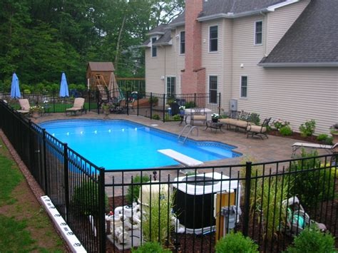 Design For Pool Fencing Ideas Pool Fence Ideas For Privacy And Safety