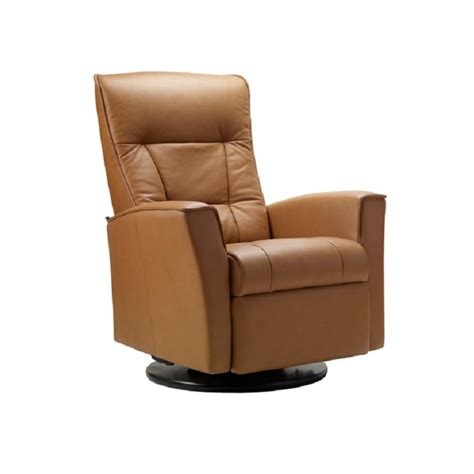 Fjords Recliners by Fjords Ulstein Swivel Recliner Decorum Furniture Store