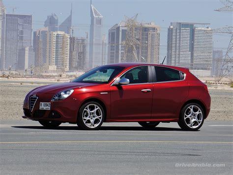 2013 Alfa Romeo by 2013 Alfa Romeo Giulietta Drive Arabia