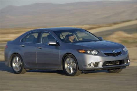 2011 acura tsx 2011 acura tsx gets nav upgrade higher mpg quieter interior