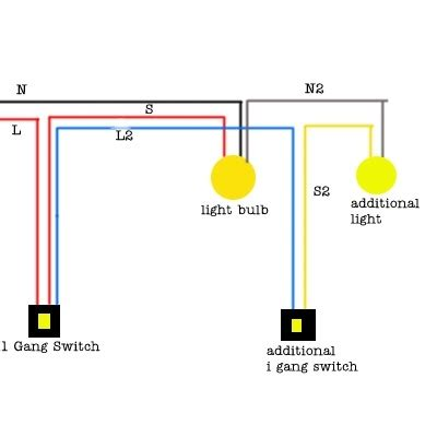 two light switch wiring diagram two wirning diagrams
