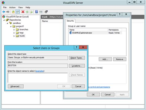 svn console web apps self hosted replacement for github for