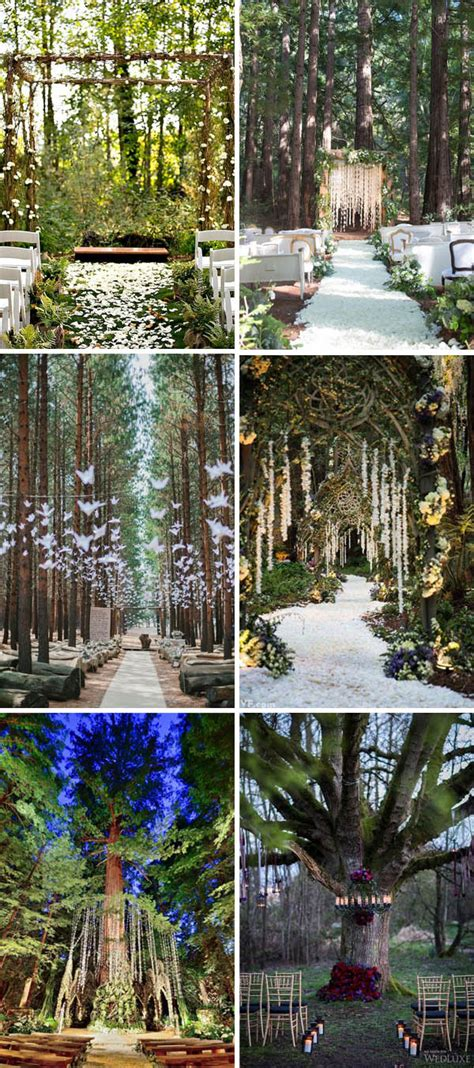 enchanted forest wedding theme decorations 40 inspiring ideas to a dreamy woodland wedding