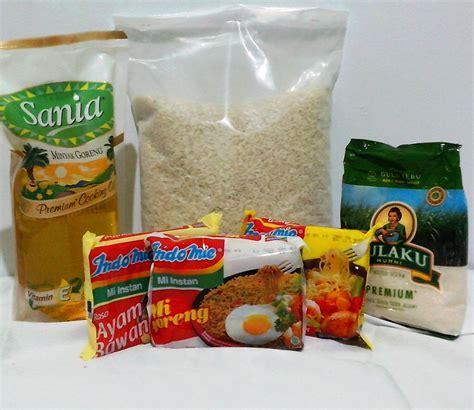 Paket Sembako Murah paket sembako parcel sembako jual beras murah berkualitas