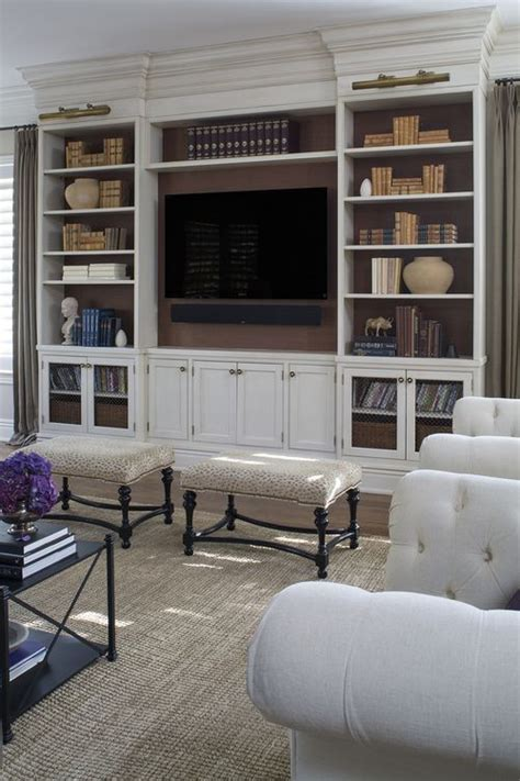 family room ideas with tv family room by wendy labrum interiors llc bookcases