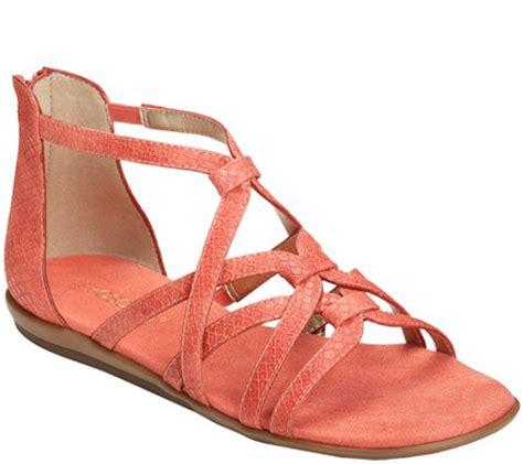 aerosoles gladiator sandals aerosoles gladiator sandals chlub qvc
