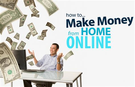 How Can I Make Money From Home by Earn Money From Home A Guide To Help You Getting Started