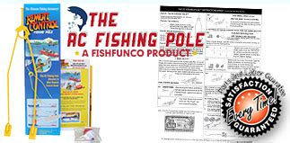 rc fishing boat accessories buy the original quot rc fishing pole quot fits any r c boat
