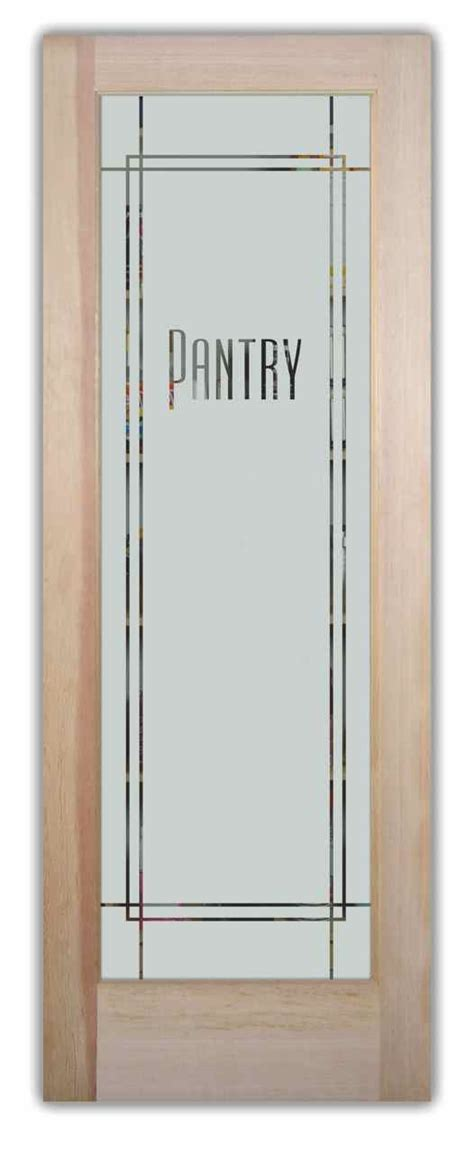 kitchen pantry door sans soucie art glass