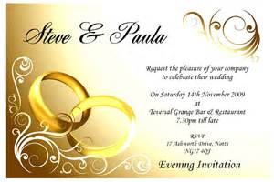 wedding invitation card template editable besttemplates123