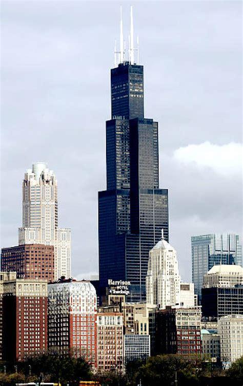 willis tower chicago willis tower chicago one world trade center surpasses