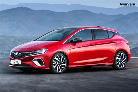 2019 New Astra by New 2019 Vauxhall Astra Facelift On The Way Auto Express