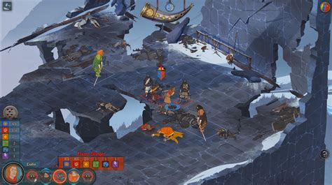 Unique Characters by Dream Games The Banner Saga