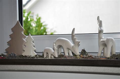 Weihnachtsdeko Fensterbank Silber by Diy Tipp Weihnachtsdeko F 252 R Die Fensterbank Tiziano