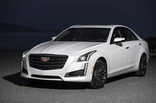 Cadillac Ats Or Cts Black Chrome Package Announced For Cadillac Ats Cts