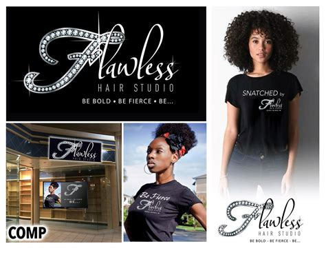flawless hair studios flawless hair studio on behance