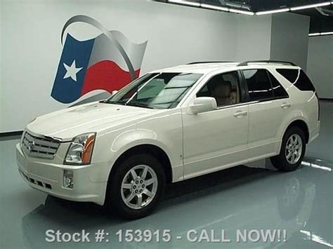 Cadillac Ctr by Buy Used 2007 Cadillac Srx 3 6l V6 Cruise Ctrl Park Assist
