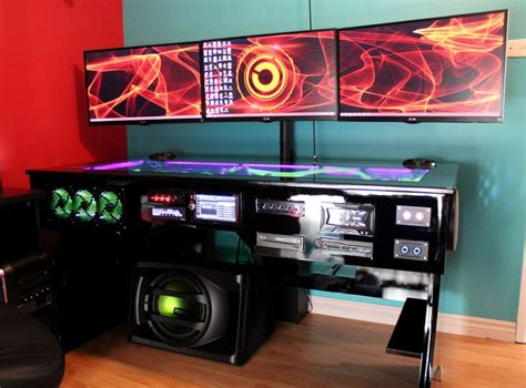 coolest pc rigs 10 best images about gaming setups on