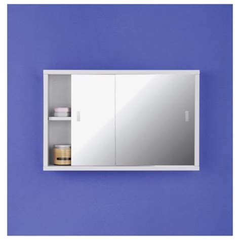 sliding door bathroom cabinet white buy tesco double sliding mirror door white cabinet from our bathroom wall cabinets