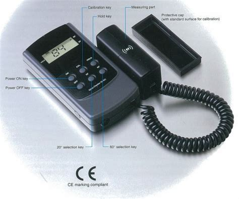 Glossy Meter gloss meter measuring equipment