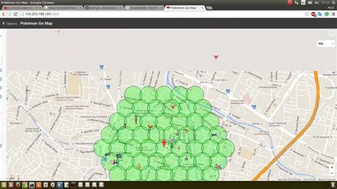 map live how to install go live map on ubuntu server