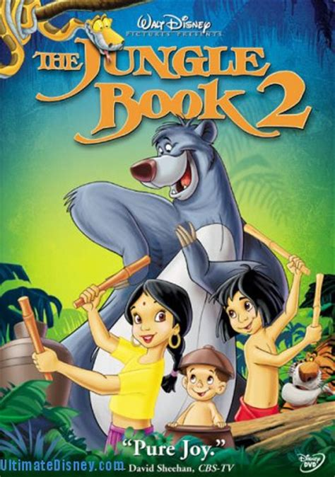 the lost rainforest mez s magic books jungle book 2 dvd cover wdwmagic unofficial walt