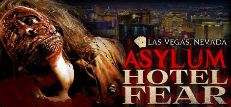 haunted houses in las vegas haunted house in las vegas nv asylum and hotel fear