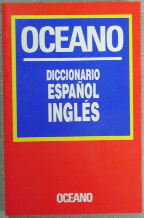 sonario o diccionario de diccionario espa 241 ol ingl 233 s oceano 29 000 en mercado libre