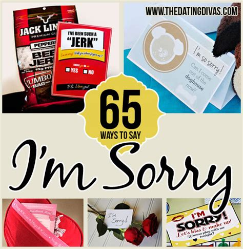 7 Ways To Say Im Sorry by 65 Ways To Say Quot I M Sorry Quot